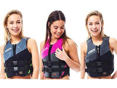 Jobe Neo Vest Ladies Buoyancy Aid Jetski Wakeboard Waterski Kayak