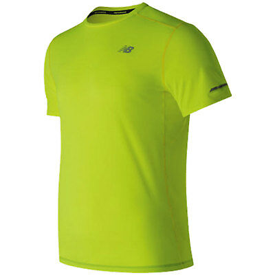 Ss Course New De Homme Balance Shirt Nb Ice Maillot Vert T