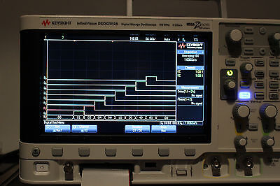Logic Probe with Flying Leads for Agilent Keysight MSO 2000X & 3000X Series