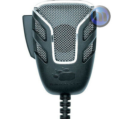 Uniden Bearcat CB Microphone 4-Pin Noise Cancelling NEW High Quality Durable