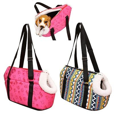 Portable Carry Bag Carrier for Pet Puppy Dog Cat Travel Carrying
