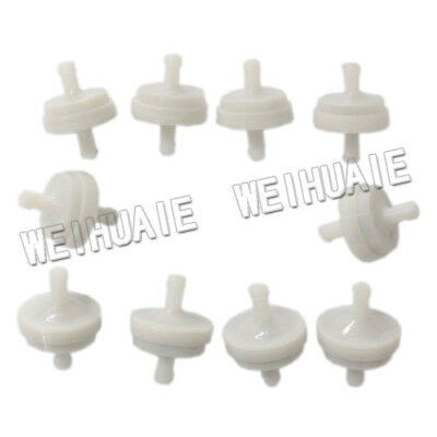 """10 pack 1/4"""" Fuel Filter for BRIGGS & STRATTON 394358 394358S 4112 5098H H1 F1"""