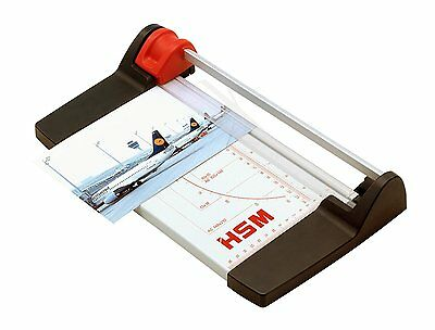 HSM T2606 Rotary Photo Paper Trimmer / Guillotine A5 (1000720) Home Office Arts