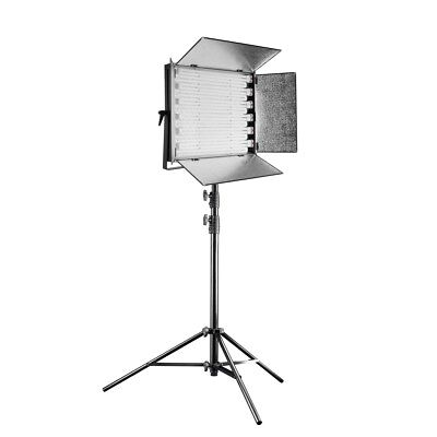 walimex 660 W permanent floodlight + tripod 290 cm, load-bearing capacity 20 kg