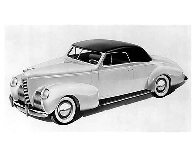 1939 Nash Lafayette Deluxe Series Model 3911 ORIGINAL Factory Photo oub4111