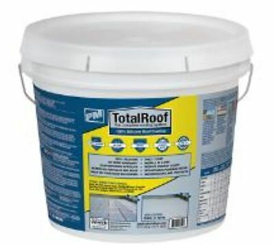 TotalRoof 100% Silicone Roof Coating RV-1Coat gallon
