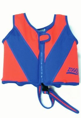 Zoggs Swim Sure Vest Childrens Kids Swimming Vest 2-4 Years