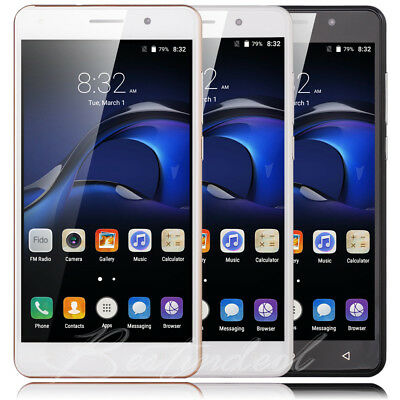 """5"""" Cheap Unlocked Cell Phone Android 5.1 Quad Core Dual SIM 3G GPS Smartphone"""