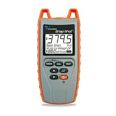 T3 Innovation SS200 Snap Shot : fault finding/cable length measurement TDR New