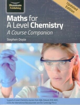 Maths for A Level Chemistry (Paperback), Doyle, Stephen, 97819086...