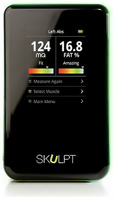 Skulpt Aim Body Fat and Muscle Quality Fitness Tracker :The Official Argos Store