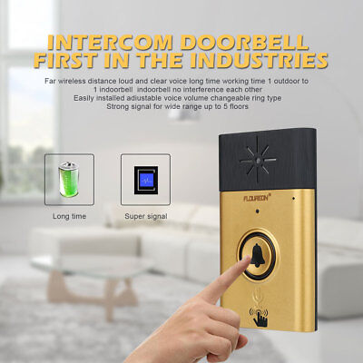 36 Chime Wireless Door Bell Cordless 120M Range Quality Melody Twin Plug In UK