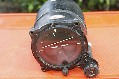 Vintage SPERRY Aircraft Horizon Gauge