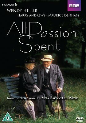 All Passion Spent: The Complete Series - DVD NEW & SEALED (BBC) - Wendy Hiller
