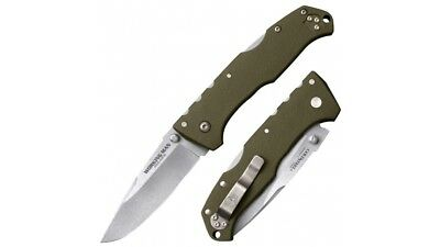 Cold Steel 54NVG Working Man OD Green Folding Blade Knives
