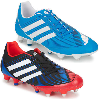 adidas Men's Incurza Rugby TRX SG II Boots miCoach Soft Ground Union League Low