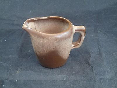 "FRANKOMA Brown Satin 3"" DEMI DEMITASSE MINI CREAM PITCHER 5DA"