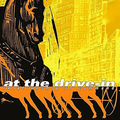 At The Drive-In-Relationship Of Command  VINYL NEW