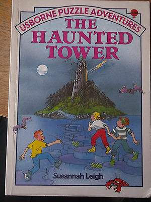The Haunted Tower By Susannah Leigh 1989 Paperback