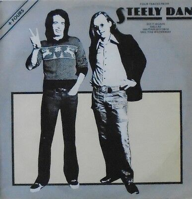 "STEELY DAN - Four Tracks From ~ 12"" Single PS"
