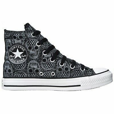 3251416a8acd Converse Schuhe All Star Chucks Eu 39 Uk 6 Skull Vintage Limited Edition  540224