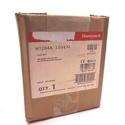 New Sealed Honeywell M7284A-1004 Modutrol Motor M7284A1004