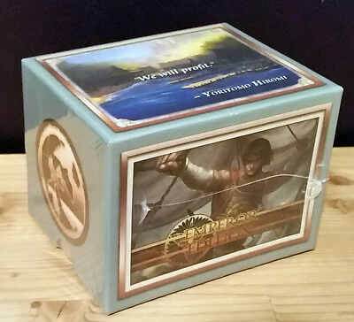 L5R legend of the five rings ccg sealed Emperor Edition starter deck MANTIS