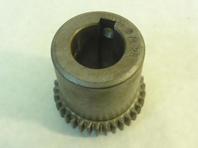 162454 Old-Stock, Bowex M-28 Curved-Tooth Gear Coupling, 25mm ID, 34T