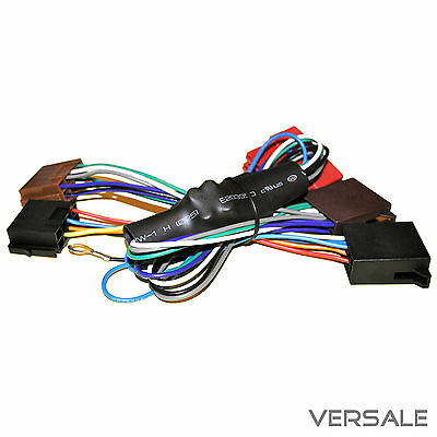 Active System Radio Adapter Cable for Audi A2 A3 A4 A5 A6 A8 TT Bose DSP VW Seat