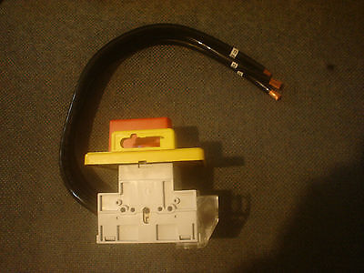 Electric Disconnect Switch 5100 Series Unit Heaters Tpi Dcs1003/5100 New