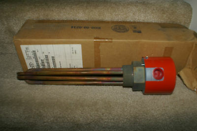 Applied Materials WATLOW  PN: 1410-01014 Immersion Heater, 240 VAC 6 kW 3-Phase