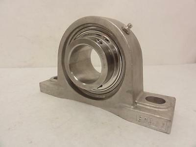 "161846 New-No Box, IPTCI SUCSP 211-32 Pillow Block Bearing, SS, 2"" Bore, 2-Bolt"