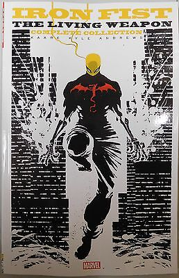 Iron Fist The Living Weapon Complete Collection trade paperback Marvel Comics