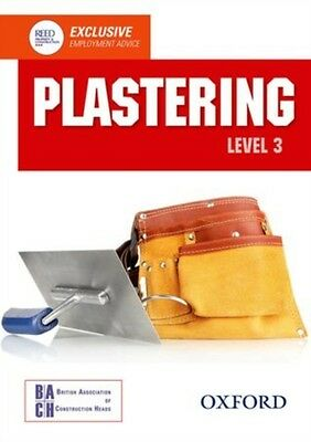 Plastering Level 3 Diploma Student Book (Nvq Construction) (Paper. 9781408527009