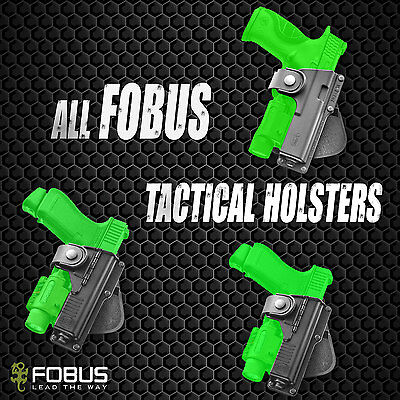 ALL Fobus Tactical Holsters - Glock S&W H&K Taurus Ruger Sig Sauer Beretta HS