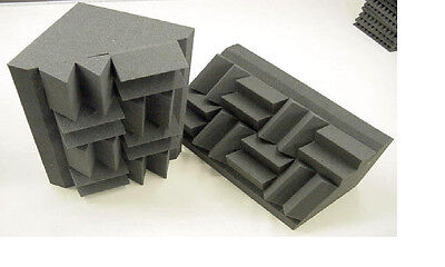 Soundproofing Studio AcousticFoam Corner Bass Absorbers