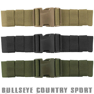 Mil-Tec Army Quick Release Belt Various Colours 50mm Airsoft Military