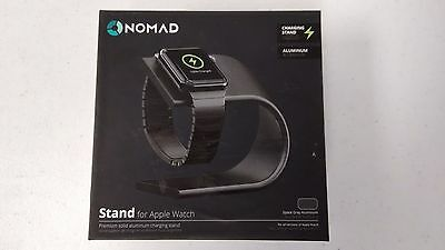 Nomad STAND-APPLE-SG-001 Premium Charging Stand For Apple Watch - Space Gray