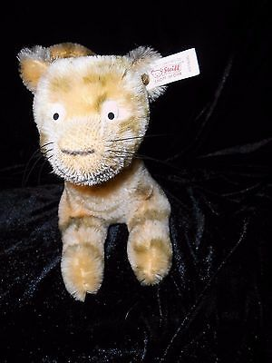 Steiff Disney Classic Pooh Collection TIGGER Mohair Limited Edition No.4818