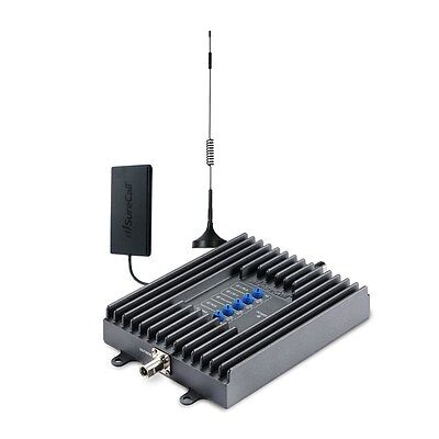 SureCall Fusion2Go Vehicle 4G LTE Mobile Voice & Text Cell Phone Signal Booster