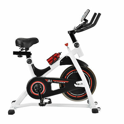 [in.tec] Home Trainer Bike Fitness Bike Trim Wheel Indoor Cycling Bike Saddle