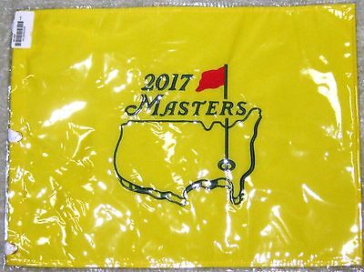 2017  Augusta National MASTERS Tournament GOLF PIN FLAG