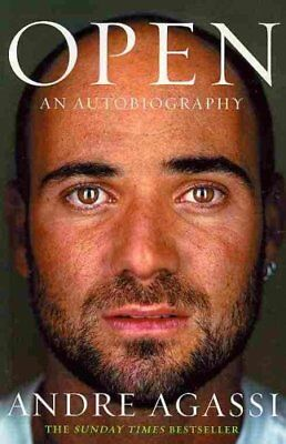 Open An Autobiography by Andre Agassi 9780007281435 (Paperback, 2010)