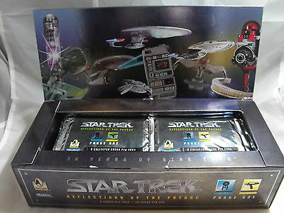 Star Trek 30 Years Phase 1 Unsealed Box Of 36 Packs