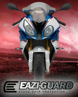 Eazi-Guard Stone Chip Paint Protection Film for BMW S1000RR