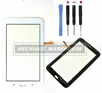 """For Samsung Galaxy Tab 3 Lite SM-T110 7.0"""" Touch Screen Digitizer Lens Assembly"""
