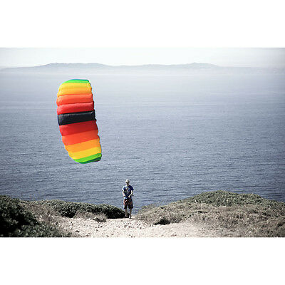 HQ Symphony Pro Power kite - Complete with lines and straps