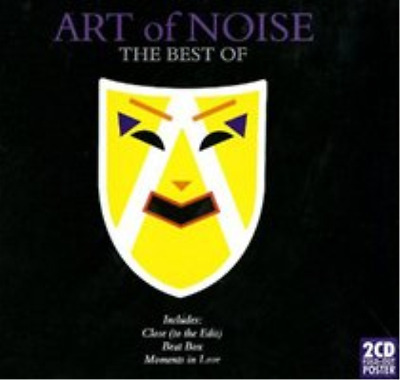 The Art of Noise-The Best of the Art of Noise  CD NEW