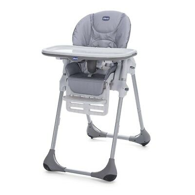 Chicco Polly Easy Highchair (Nature) with Seat Cushion & Tray ON SALE! WAS £90