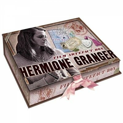 Hermione Granger Film Artifact Box (Harry Potter) Noble Collection Replica Br...